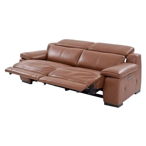 power motion sofa leather gian marco power motion leather sofa el dorado furniture