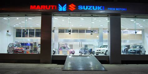 Service Center Suzuki Automotive Showrooms Service Centers Anil Chugh