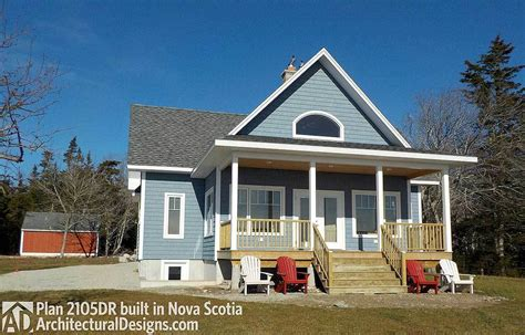 house plan 2105dr built in scotia