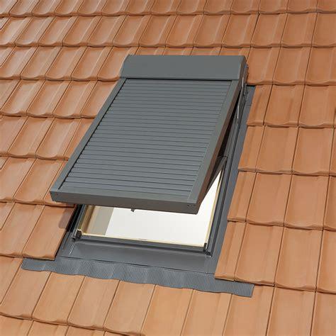 Velux Dachfenster Rolladen Elektrisch 1362 by Dachfenster Rollladen Elektrisch M Fernbedienung Zu Velux
