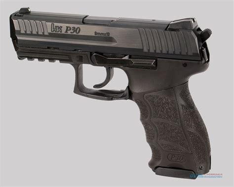 P H K h k 9mm p30 pistol for sale
