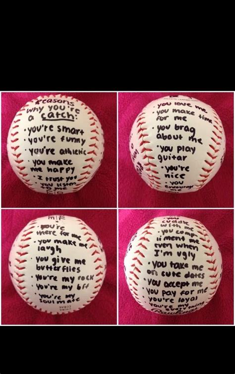 wife gift ideas gift idea baseball boyfriend baseball girlfriend