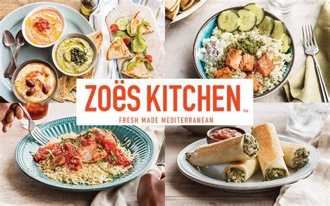 Zoes Kitchen Rewards by Zoes Kitchen Launches Zk Rewards Loyalty Program