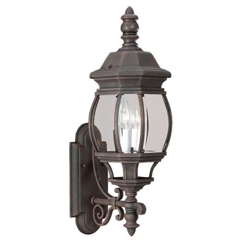 outdoor lantern lights 88201 821 two light outdoor wall lantern bronze