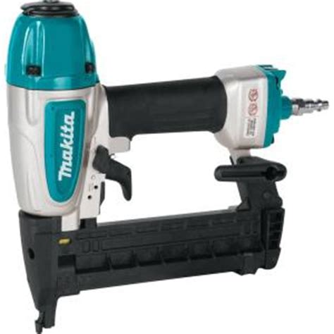 Upholstery Staple Gun Rental by Makita Pneumatic 18 1 4 In Narrow Crown Stapler