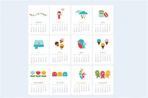 Mini Calendar Printable Mini Calendar 2016 Bold Stationery Templates