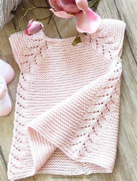 pattern knitting baby dress baby knitting patterns free knitting pattern for lil