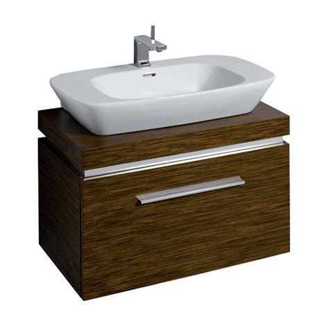 Basin Shelf Unit twyford vello 800 countertop basin with 800 shelf and vanity unit nationwide bathrooms