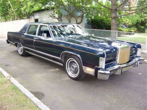 auto body repair training 1992 lincoln continental navigation system purchase used 1979 lincoln continental town car in east meadow new york united states for us