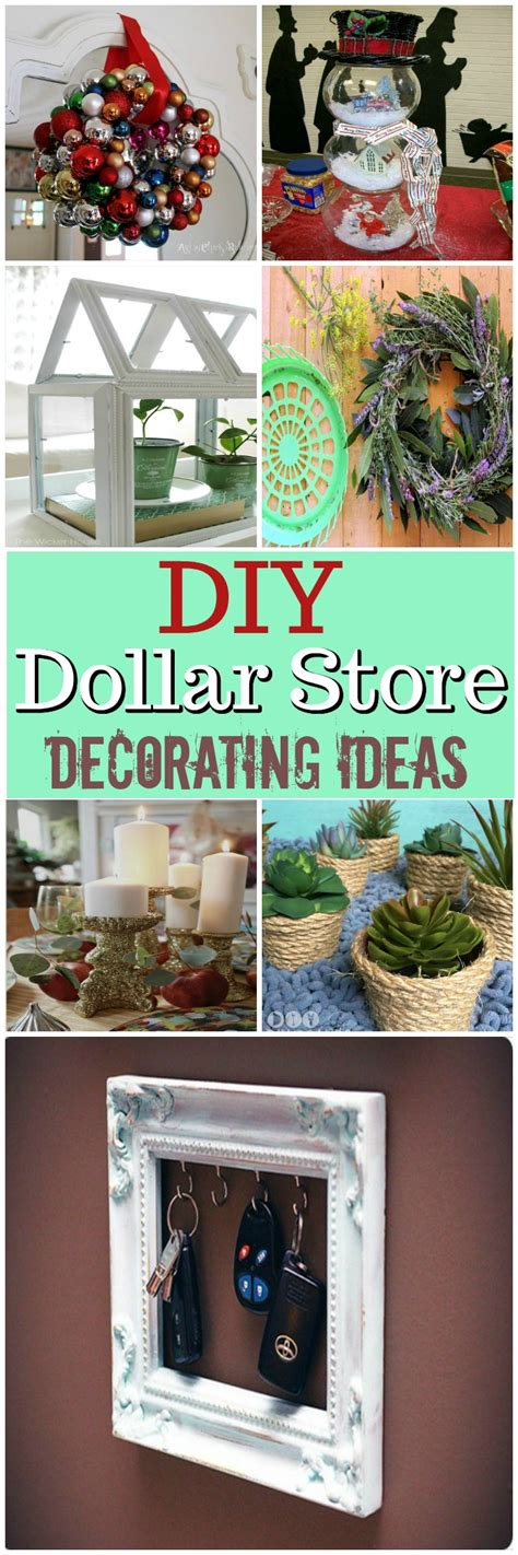 diy dollar store decorating ideas diy home decor