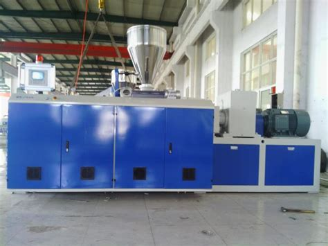 R189 Mr Compound W Applicator 3000 co rotating plastic extruder machine for pvc compound