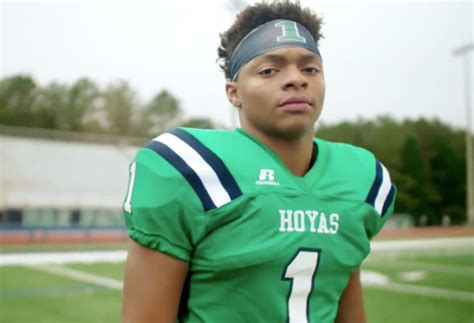 qb1 beyond the lights season 2 justin fields featured in promo for upcoming season 2