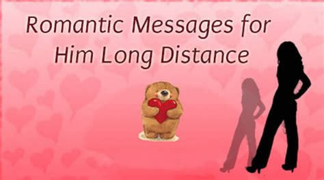 message for him messages for him distance