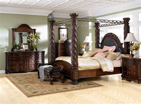 north shore bedroom collection ashley bedroom furniture millenium collection fresh bedrooms decor ideas