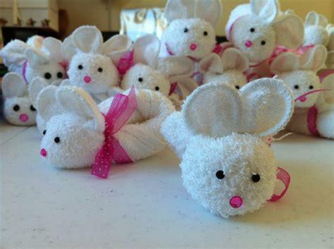 Set Flanel Hk Pink mouse towel animal ships towel creations