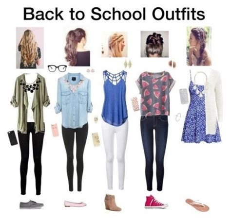 back to school hairstyles and outfits awesome back to school outfit ideas 2017 2018 check more