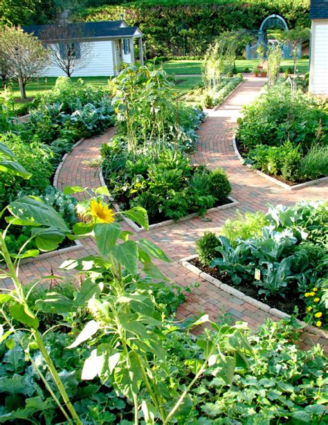 potager garden traditional landscape chicago by