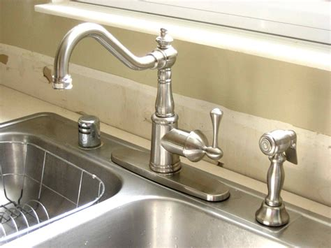 Wall Mounted Kitchen Faucet Hpb Wall Mounted Brass Best Place To Buy Kitchen Faucets