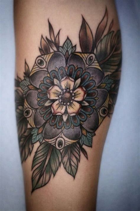 tattoo mandala flower 88 best flower tattoos on the internet amazingly beautiful