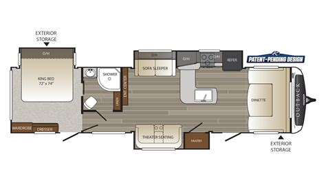 100 small travel trailer floor plans keystone 100 keystone trailers floor plans brand new floor