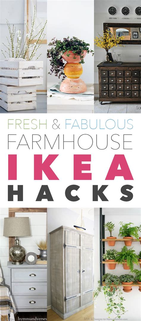 cheap farmhouse ikea 1000 ideas about ikea hacks on pinterest ikea ikea