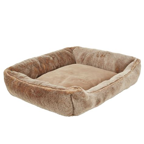 faux fur bed faux fur bed large oka beds and costumes