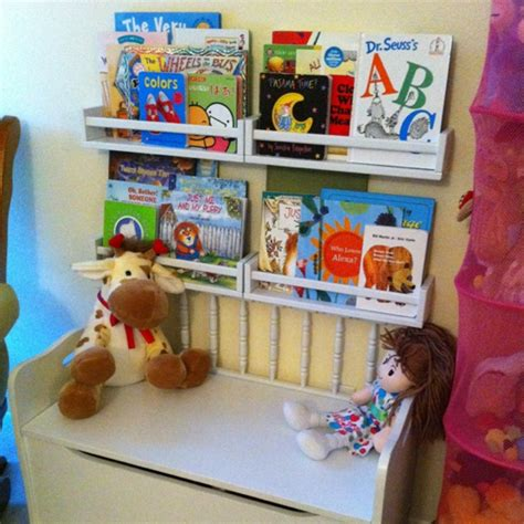 The Ikea Spice Rack Bookshelves Are A Big Hit With The Spice Racks For Bookshelves