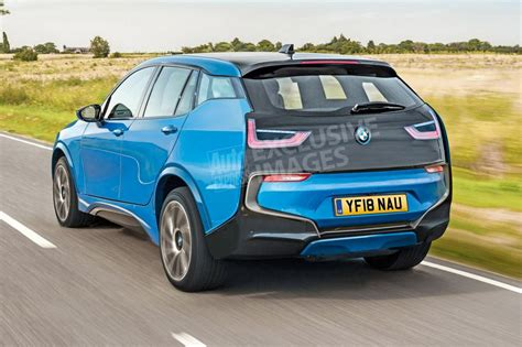 I 5 Toyota New Bmw I5 Suv Exclusive Pictures Auto Express