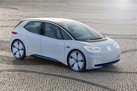 volkswagen 2019 electric volkswagen i d electric start production in nov