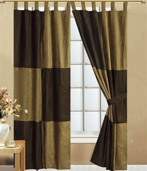 modern curtains for your living room hometone