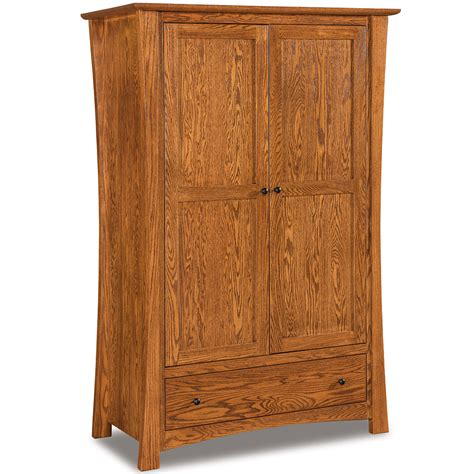 contemporary armoire modern armoire 1 drawer closet contemporary handcrafted