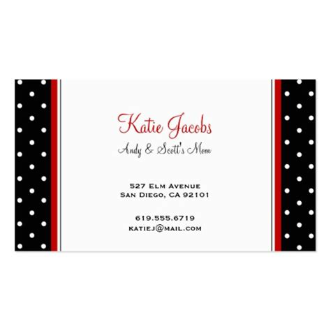 call card templates social calling cards sided standard business cards