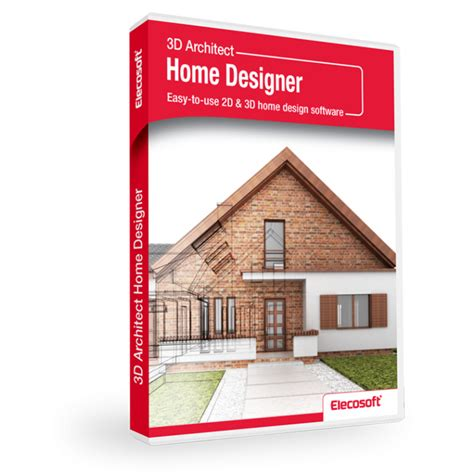 Home Design Software Review Uk 3d Architect Home Designer Software For Home Design