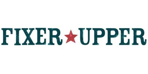 fixer upper logo my fixer upper tablescape the painted home by denise sabia