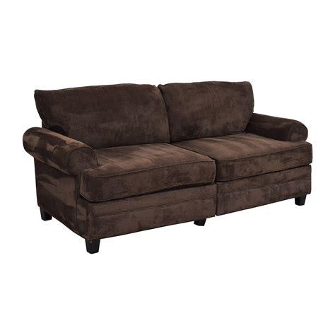 sofa bobs furniture 68 off bob s furniture bob furniture kendall ii brown