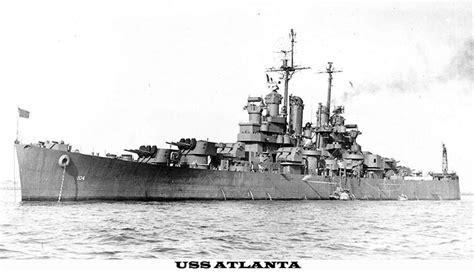 ss atlanta uss atlanta ship photo page