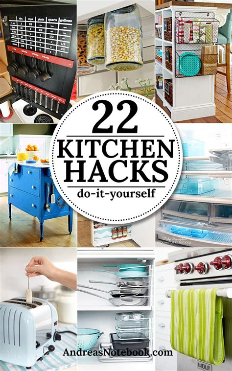 kitchen hacks 22 kitchen hacks and tips kitchen organization hacks