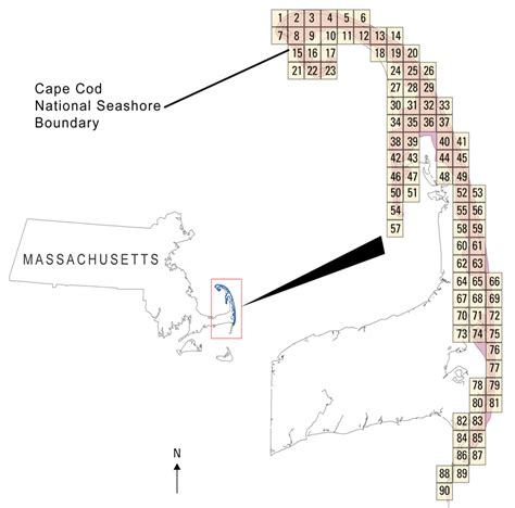 cape cod florida map eaarl topography cape cod national seashore of 2007 1375