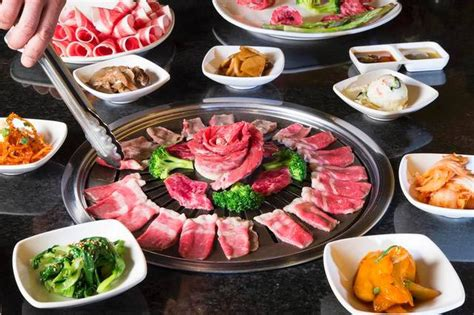 japanese restaurant cook at table bbq cook at table pit design ideas
