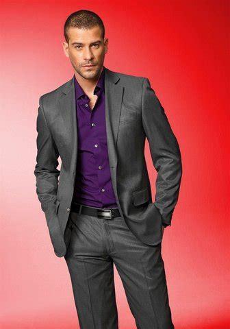 Grauer Anzug Welches Hemd by Bruno Banani Herrenanzug Anzug Business Silber Grau 46 54