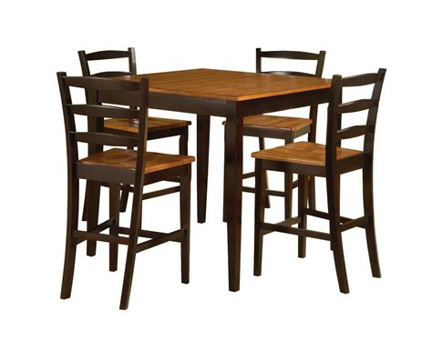 bar top table and chairs outdoor bar table and chairs pub height tables bar height