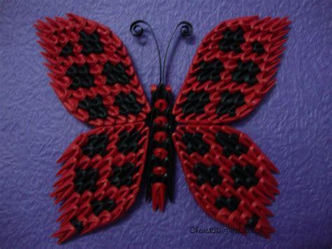 3d Origami Butterfly - 3do butterfly jpg album chene 3d origami