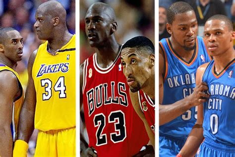 11 best duos in nba history thunder nation