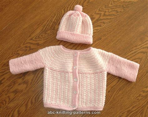 printable free knitting patterns baby sweater pattern in the round bronze cardigan