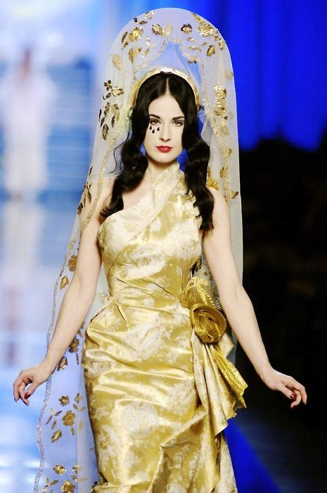 Gaultier Show A Come True For Dita by 17 Best Ideas About Dita Teese Show On