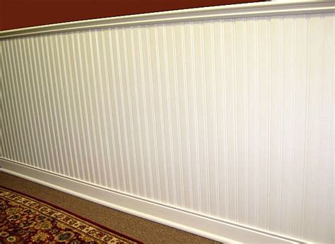 Plastic Wainscoting For Walls Outwater Introduces Its Interlocking Beaded Wainscoting