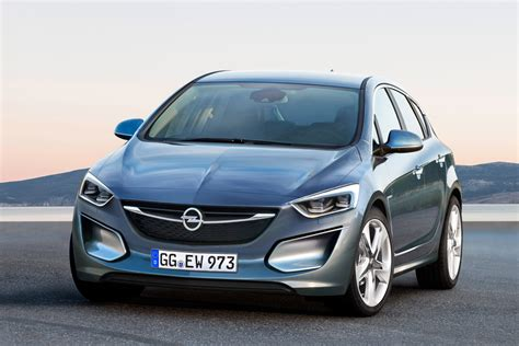 opel astra 2015 vauxhall astra 2015 exclusive pictures and