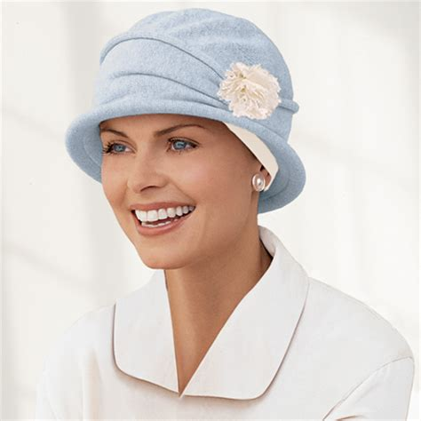 cloche hats cancer hats chemo hats headwear for cancer