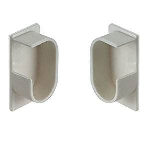 adhesive curtain brackets com instant up self adhesive curtain rod brackets
