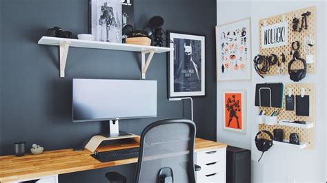 diy home office  desk   designers workspace